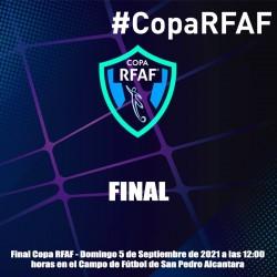 Entrada Final Copa RFAF -...